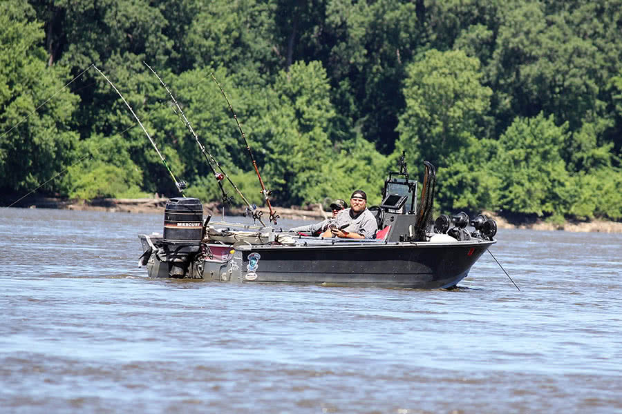 Fishing for Freedom Boaters