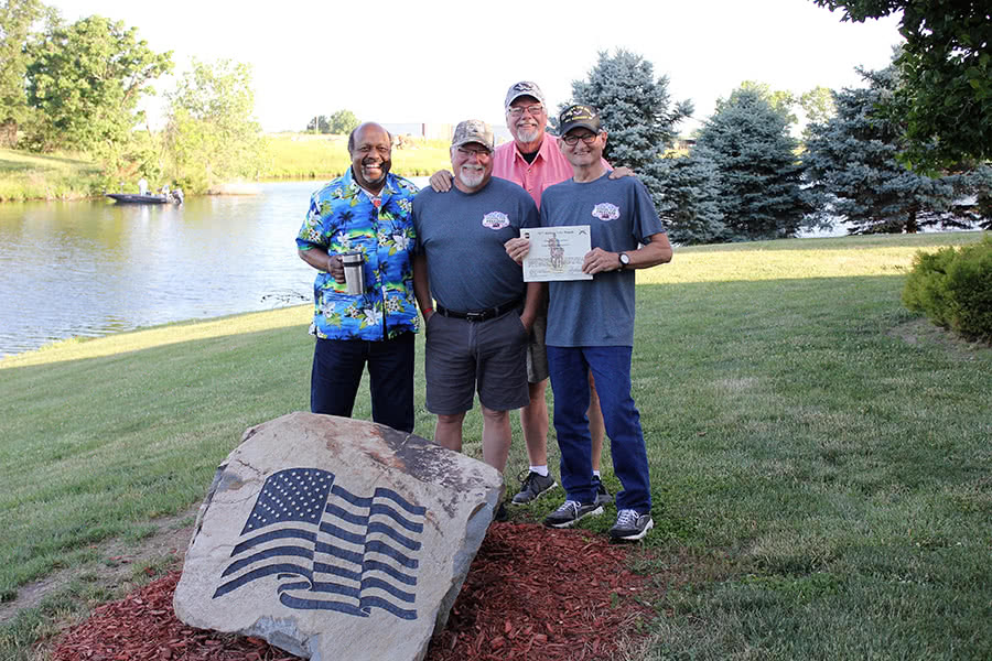 Veterans - Fishing for Freedom Event
