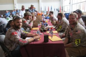 2015 Fishing for Freedom Event