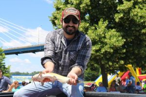 2016 Fishing for Freedom Event